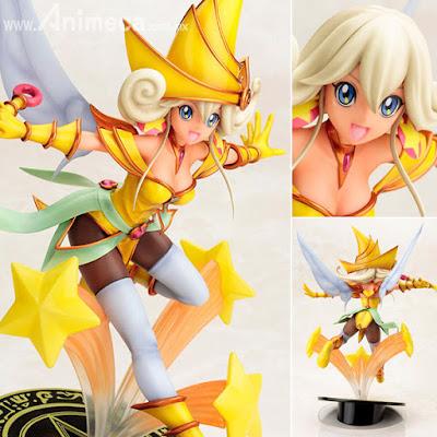Figura Lemon Magician Girl The Dark Side of Dimensions Movie Yu-Gi-Oh!