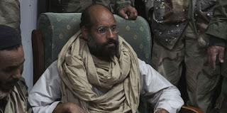 حكومة الإنقاذ في ليبيا ترحب بالإفراج عن سيف الإسلام القذافي