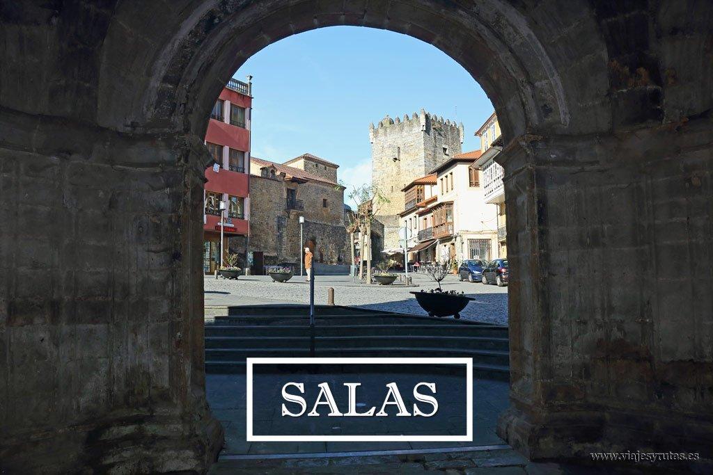 Descubre Salas, historia naturaleza y tradición a partes iguales