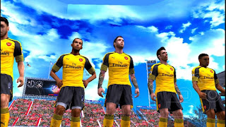 Texture Cloud All Stadium for Jogress v2 PSP Android