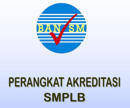 Download 1 Set Perangkat Akreditasi SMPLB 2016 Rekomendasi BAN SM Resmi