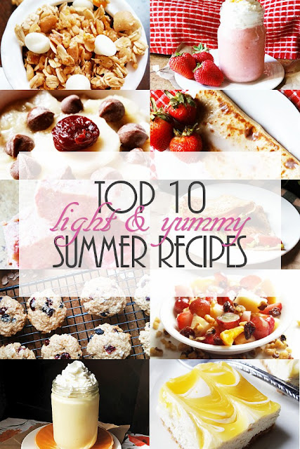 http://courtneyscookbook.com/2016/06/20/top-10-light-yummy-summer-recipes/