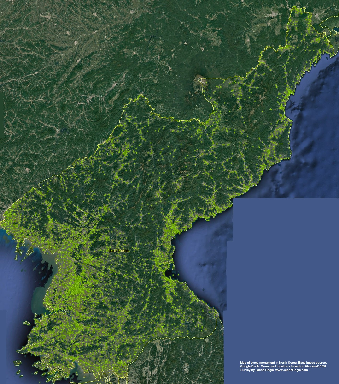 My North Korea Phase Ii Map Completed