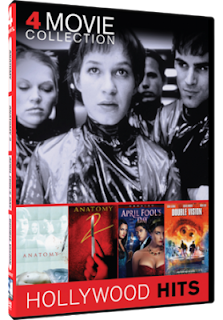 DVD Review - 4 Movie Collection: Anatomy/ Anatomy 2/ Double Vision/ April Fool's Day