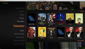 Download Plex Home Theater, the best way to have home theater