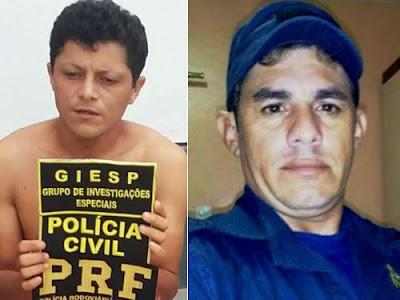Preso em Açailandia, marginal acusado de Matar Guarda Municipal no Crato (CE)