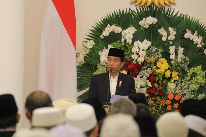 Jokowi: Piagam Madinah Terobosan Besar Toleransi dan Persaudaraan