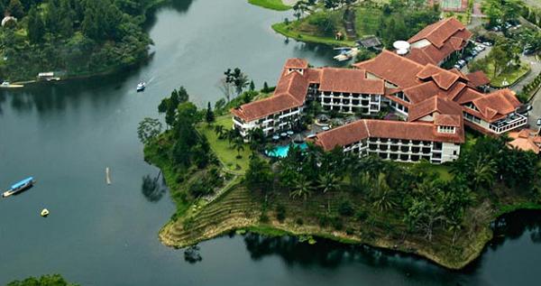Tempat Wisata Alam di Bogor Danau Lido