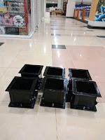 Jual Cetakan Kubus Beton 15 x 15 Cm Bahan Plat Call 0812-8222-998