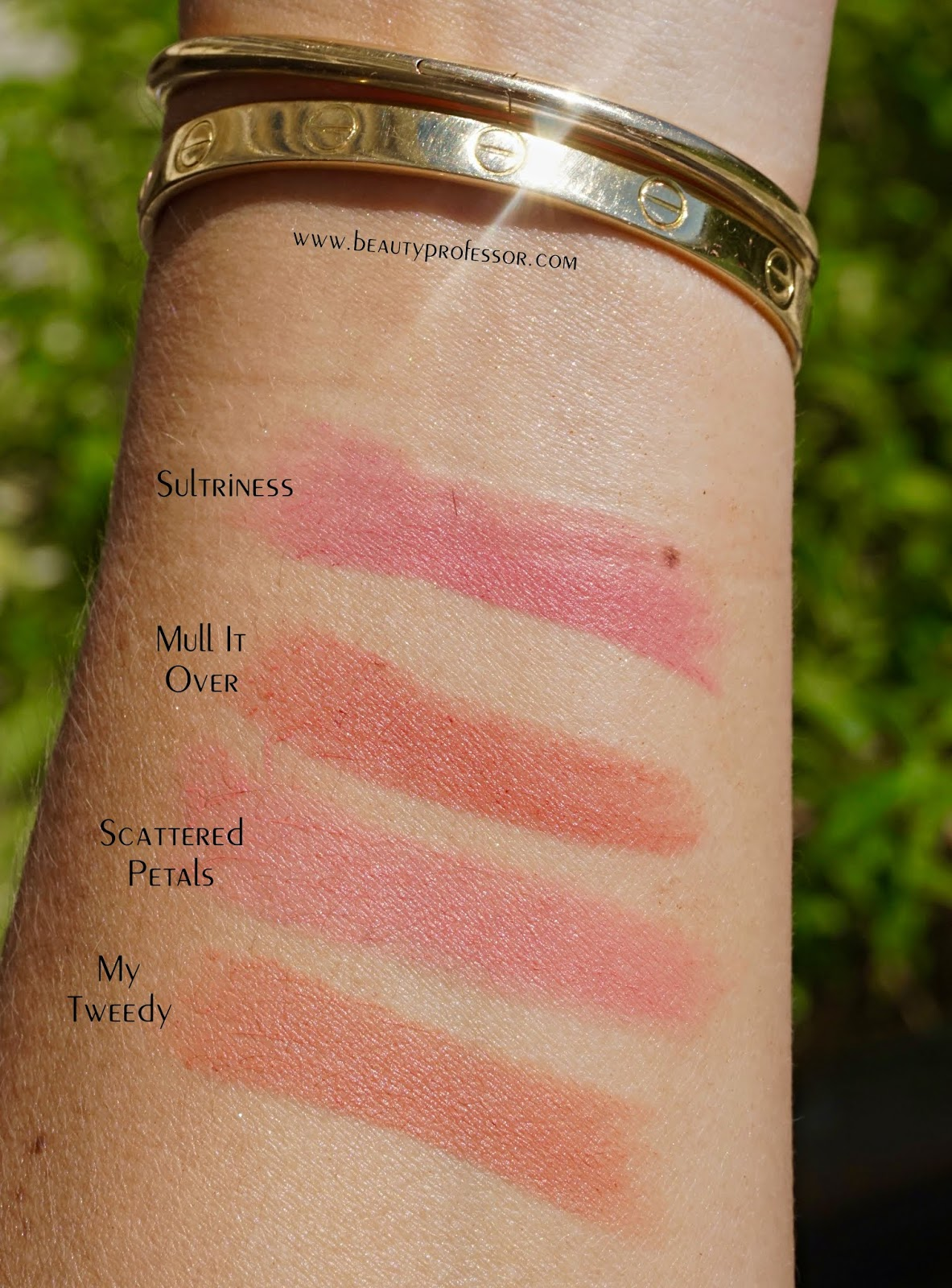 MAC Powder Kiss.swatches
