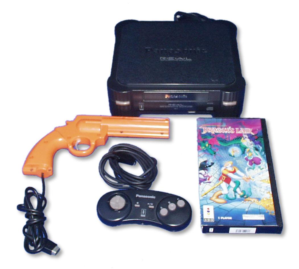Neko Random: A Look Into Video Games: 3DO Interactive ...