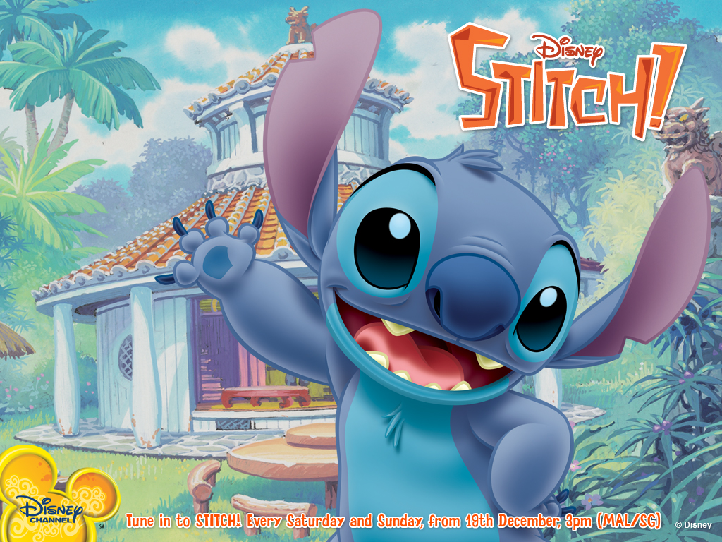 stitch hd wallpaper - photo #33