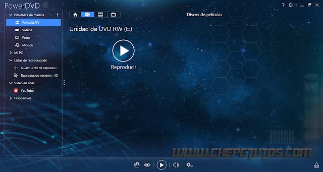CyberLink PowerDVD Pro 17