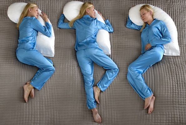 FIND OUT WHICH IS THE BEST SLEEPING POSITION FOR YOUR HEALTH