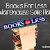Our Books For Less Warehouse Sale Haul | 2015