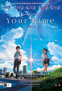 Your Name - Poster & Trailer
