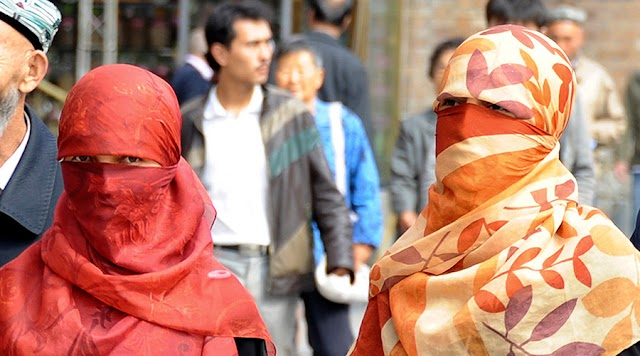 NEWS: Chinese Muslims Are Banned From Having Abnormal Beards Or Wearing Veils