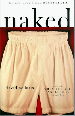 Naked by David Sedaris - book cover