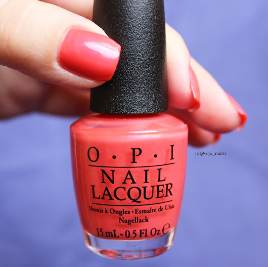 "OPI ""Down to the Core-al"""