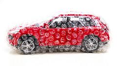 coche con plástico de burbujitas: formando equipo en la Lanzadera de empleo de Alicante