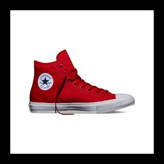 Converse Chuck Taylor All Stars ll en #TiendaFitzrovia