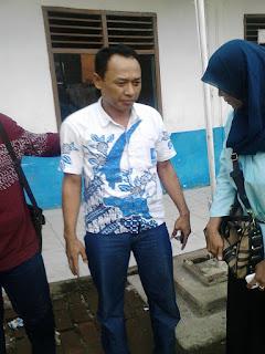 Agus Kurnia Ketua DPD PAN Kabupaten Tangerang