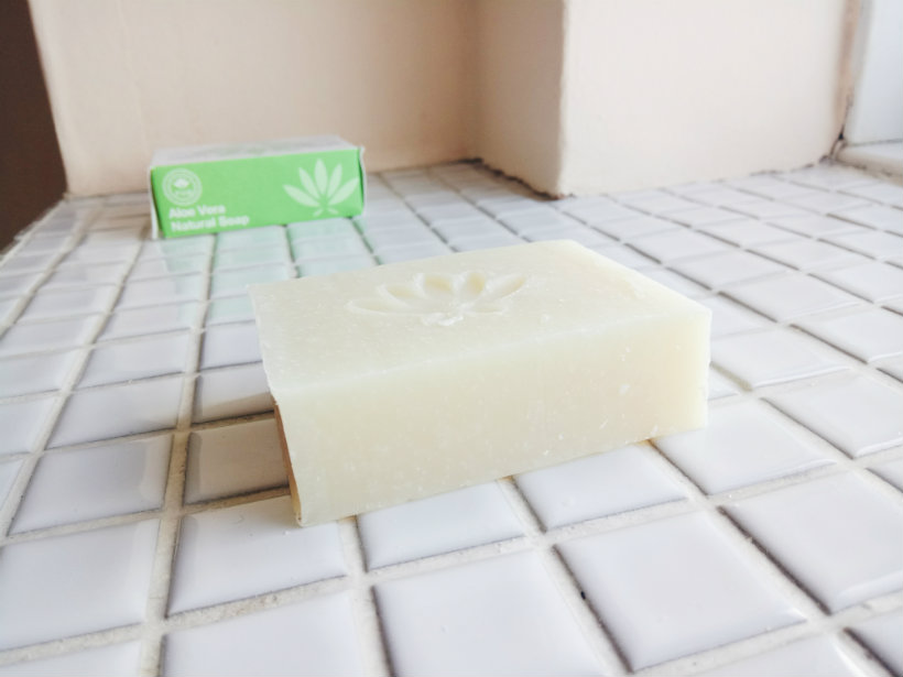 PHB Ethical Beauty Aloe Vera Natural Soap