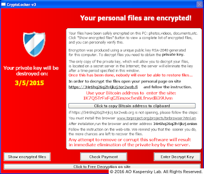Contoh Ransomware