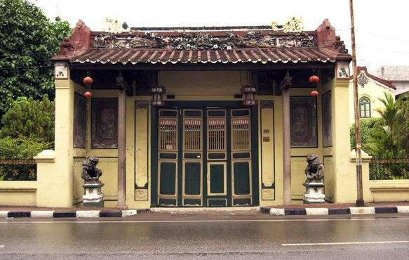 Wisata Rumah Tjong A Fie Medan