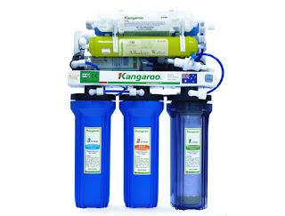 giá lõi lọc nước kangaroo – chăm sóc định kì máy lọc nước kangaroo
