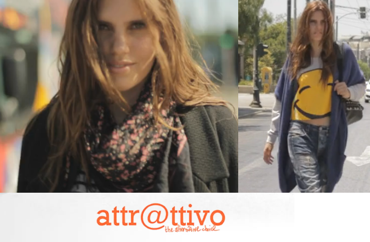 0f60ece3f8f0 Το νέο Lookbook Attrattivo Φθινόπωρο Χειμώνας 2012-2013