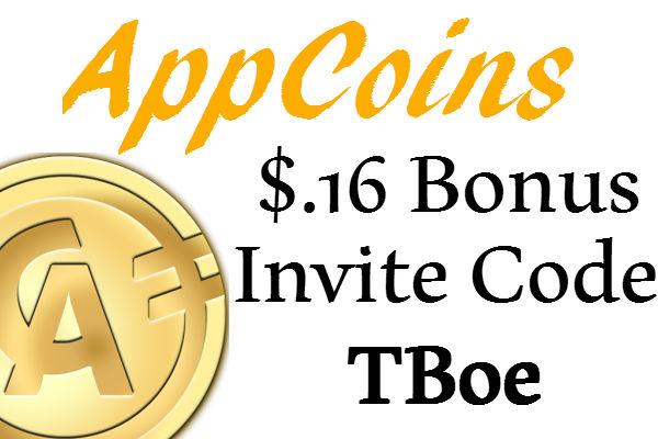 бонус коды для appcoins