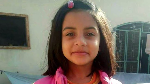 #JusticeForZainab: Anger and anguish over child's murder