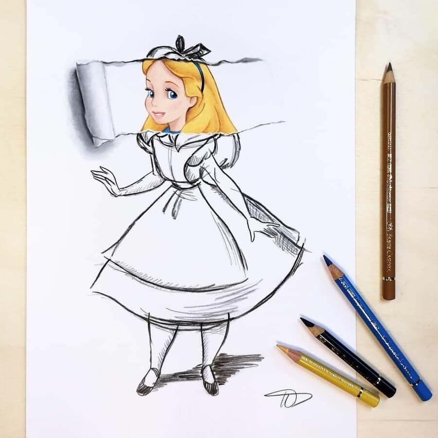 04-Alice-in-Wonderland-Ursula-Doughty-www-designstack-co
