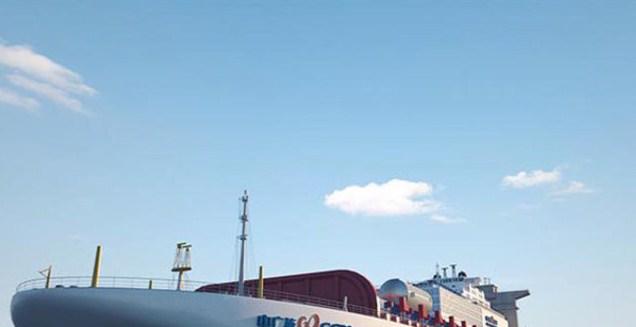 Kapal Nuklir China