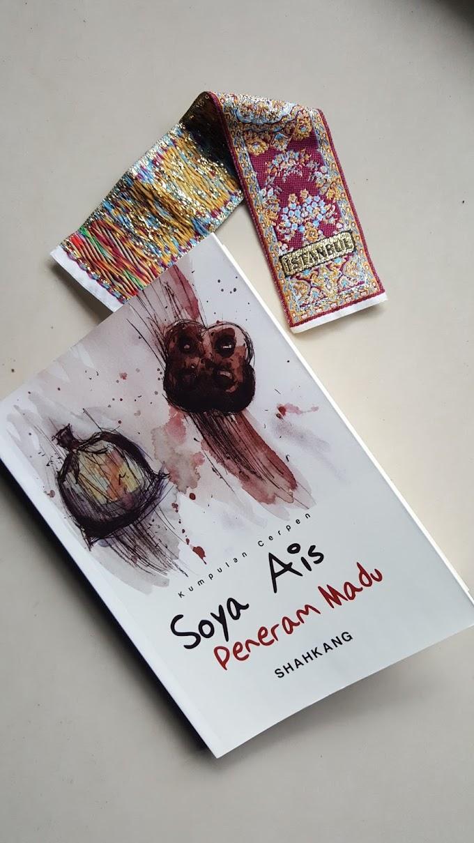 [Buku] Soya Ais Peneram Madu (Shahkang)