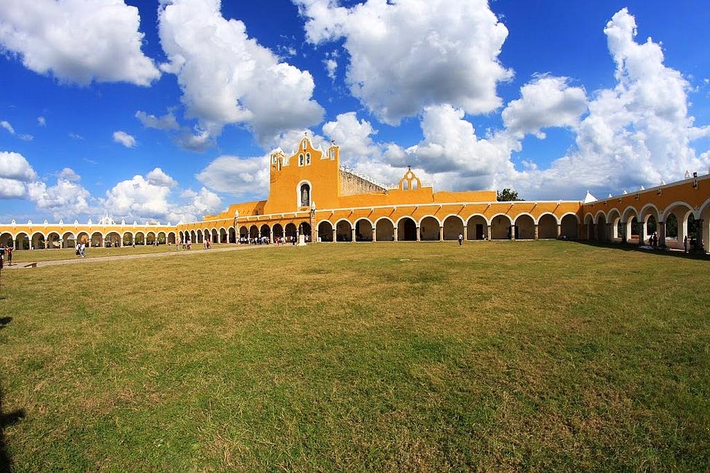 Izamal. Jukatan
