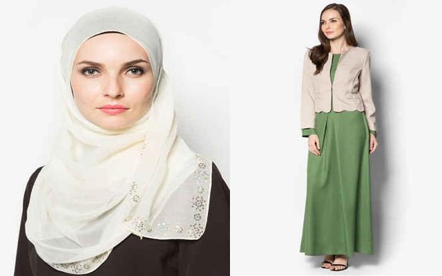 Aleena Tudung Pelengkap Gaya Hijabista, hijab shawl, tudung