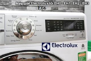 Sửa Máy Giặt Electrolux Báo Lỗi E66 Nhanh Chóng Hiệu Quả