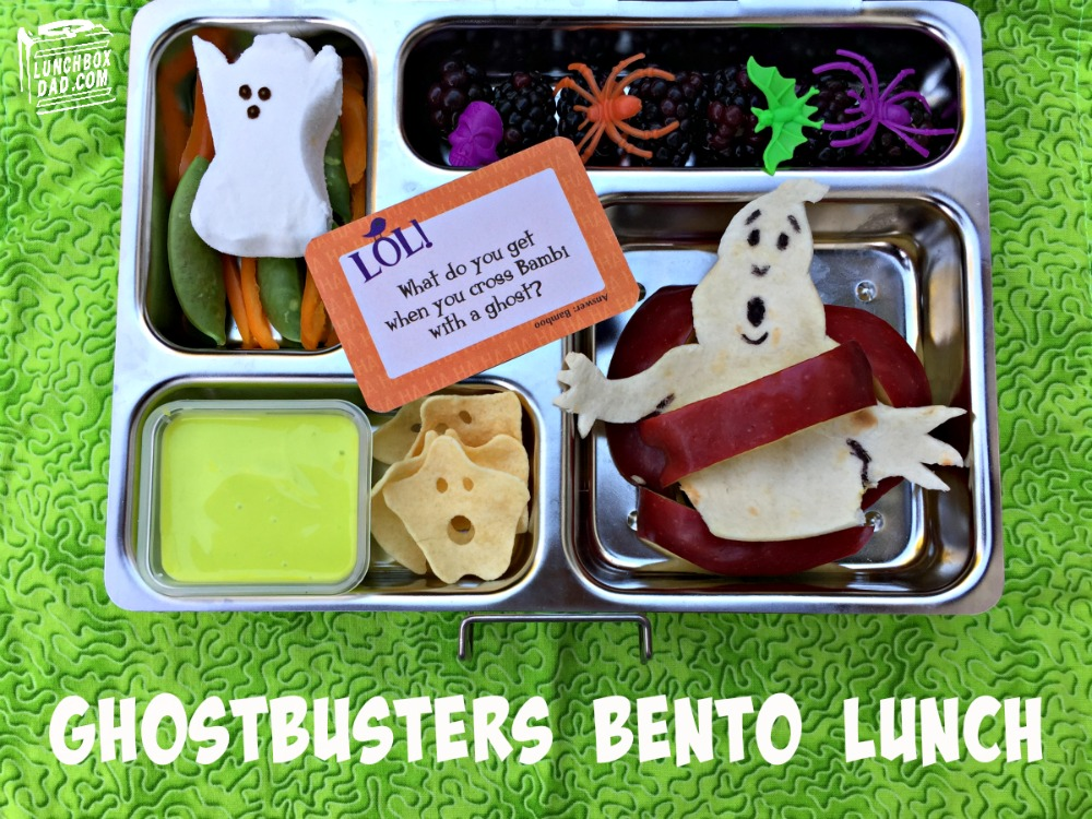 Ghostbusters Lunch
