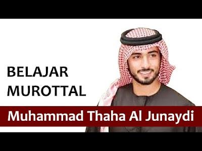 Download Murottal Al-Qur'an Muhammad Thaha Versi Anak Dan Dewasa