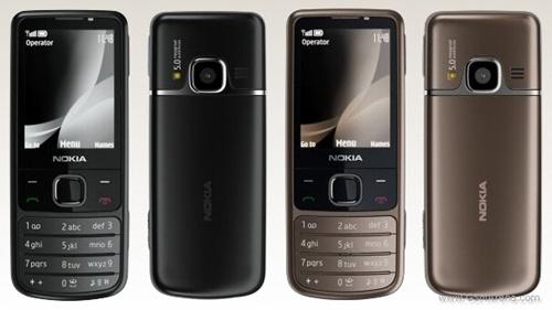 Điện thoại kiểu dáng Nokia 6700