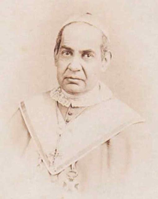 Santo Antônio Maria Claret.