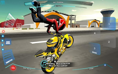 Stunt Bike Freestyle APK + Mod Apk + OBB Data Versi Terbaru