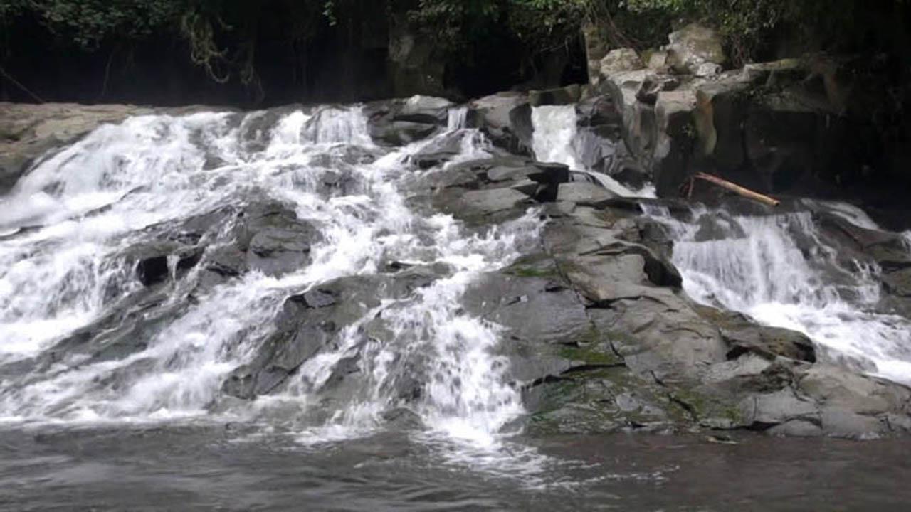 goa rang rang waterfall bali