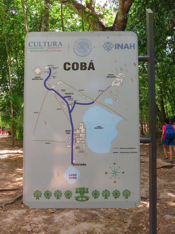 Coba sign