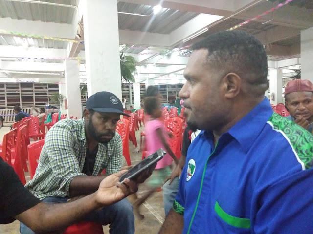 Ketua Kamar Adat Pengusaha Papua, Musa Haluk Himbau Masyarakat Dukung Program 5 Pemimpin Tabi