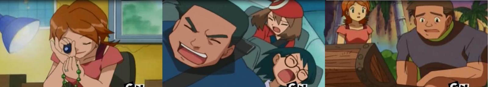 Pokemon Capitulo 2 Temporada 8 El Relicanth Sí Puede Hacerlo
