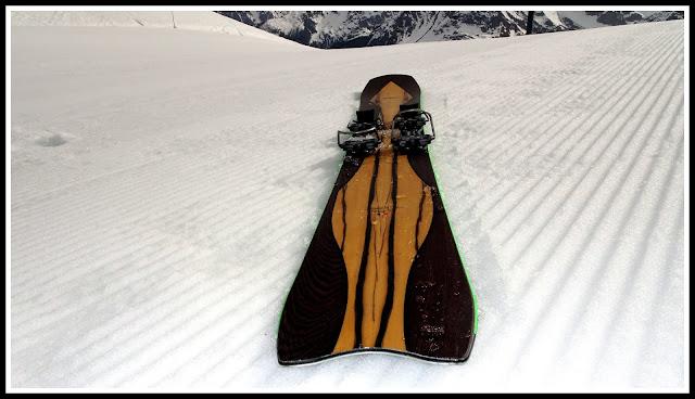 venice powder board