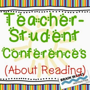 http://www.teacherspayteachers.com/Product/Teacher-Student-Reading-Conference-Overview-and-Preparation-Worksheet-1048267